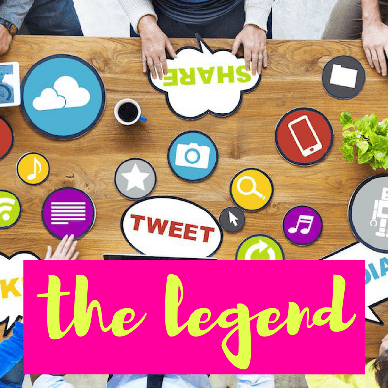 The Legend SOCIAL Package - 977€ / month
